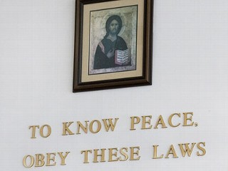 'Obey These Laws'